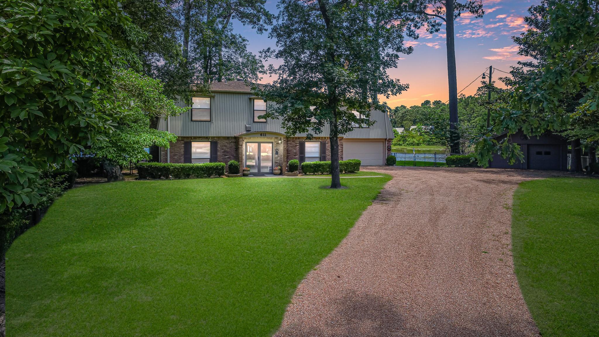 611 Cypress Bend Drive Property Photo