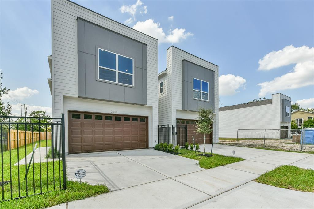 2505 Des Chaumes Street, Houston, TX 77026 - Houston, TX real estate listing