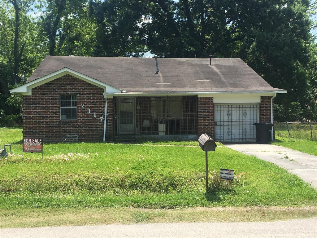 2317 Hampton Street Property Photo - Houston, TX real estate listing