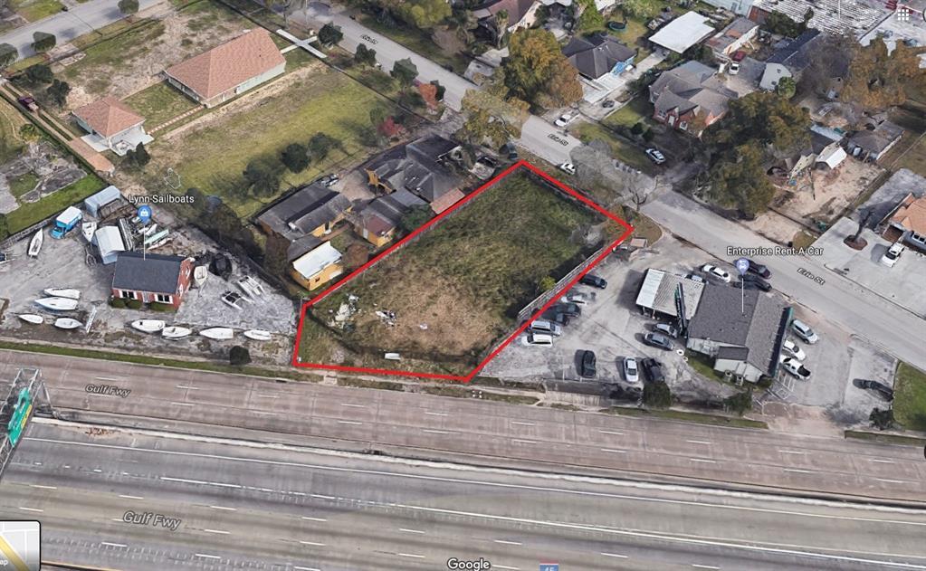 7727 Gulf Freeway Property Photo - Houston, TX real estate listing