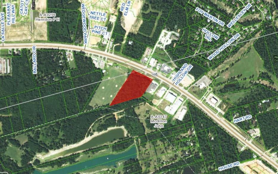 5701 Highway 105 Property Photo - Conroe, TX real estate listing