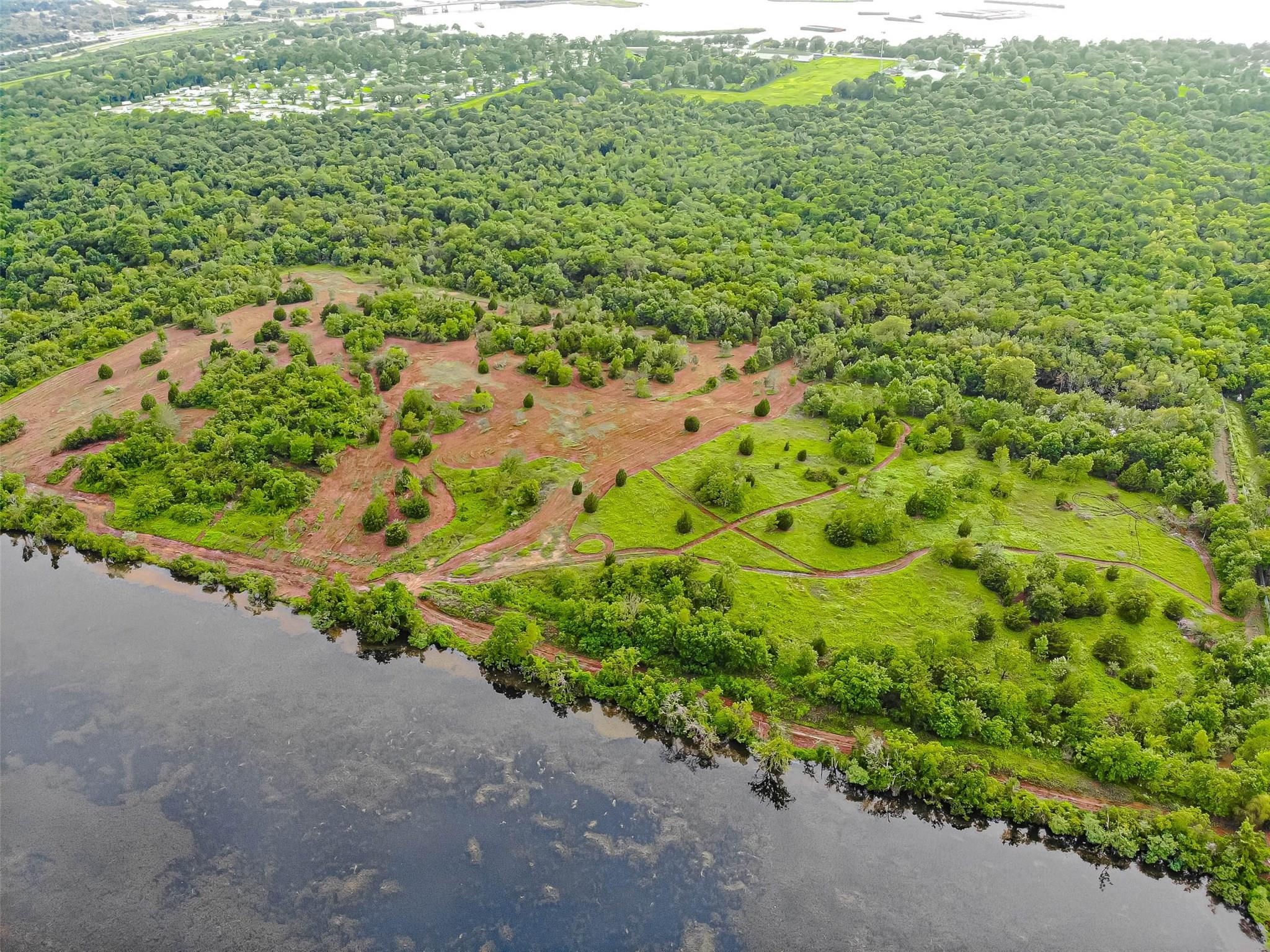 0 Steele Road Property Photo - Highlands, TX real estate listing