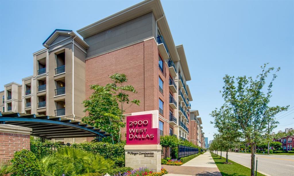 2900 W Dallas Street #128 Property Photo - Houston, TX real estate listing