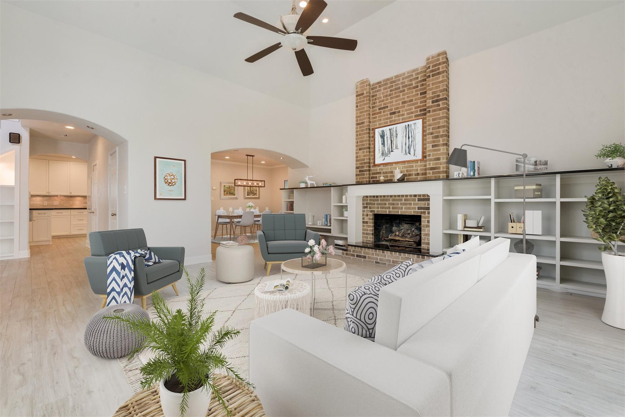 3011 Kismet Lane Property Photo - Houston, TX real estate listing