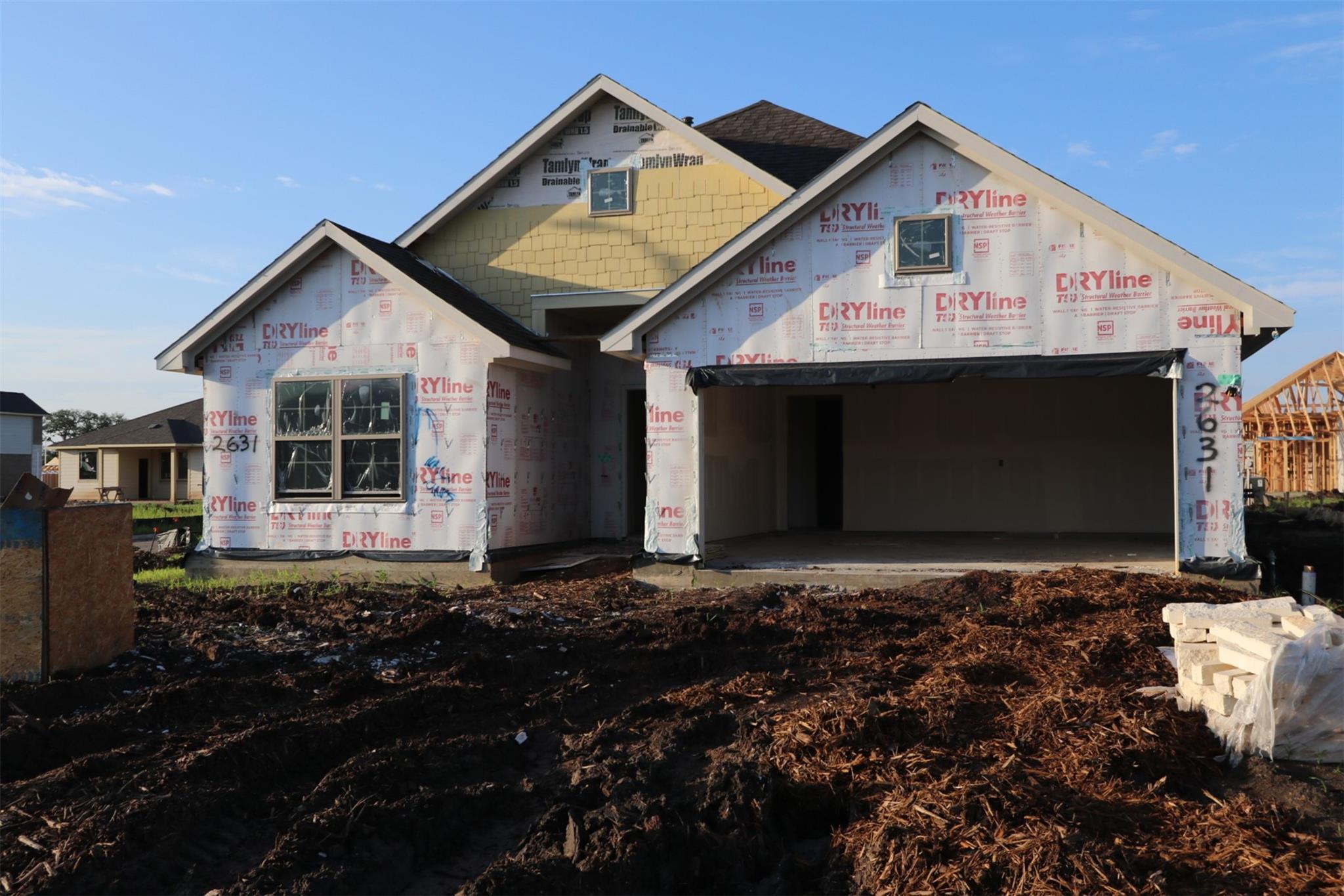 2631 Blue Abbott Drive Property Photo