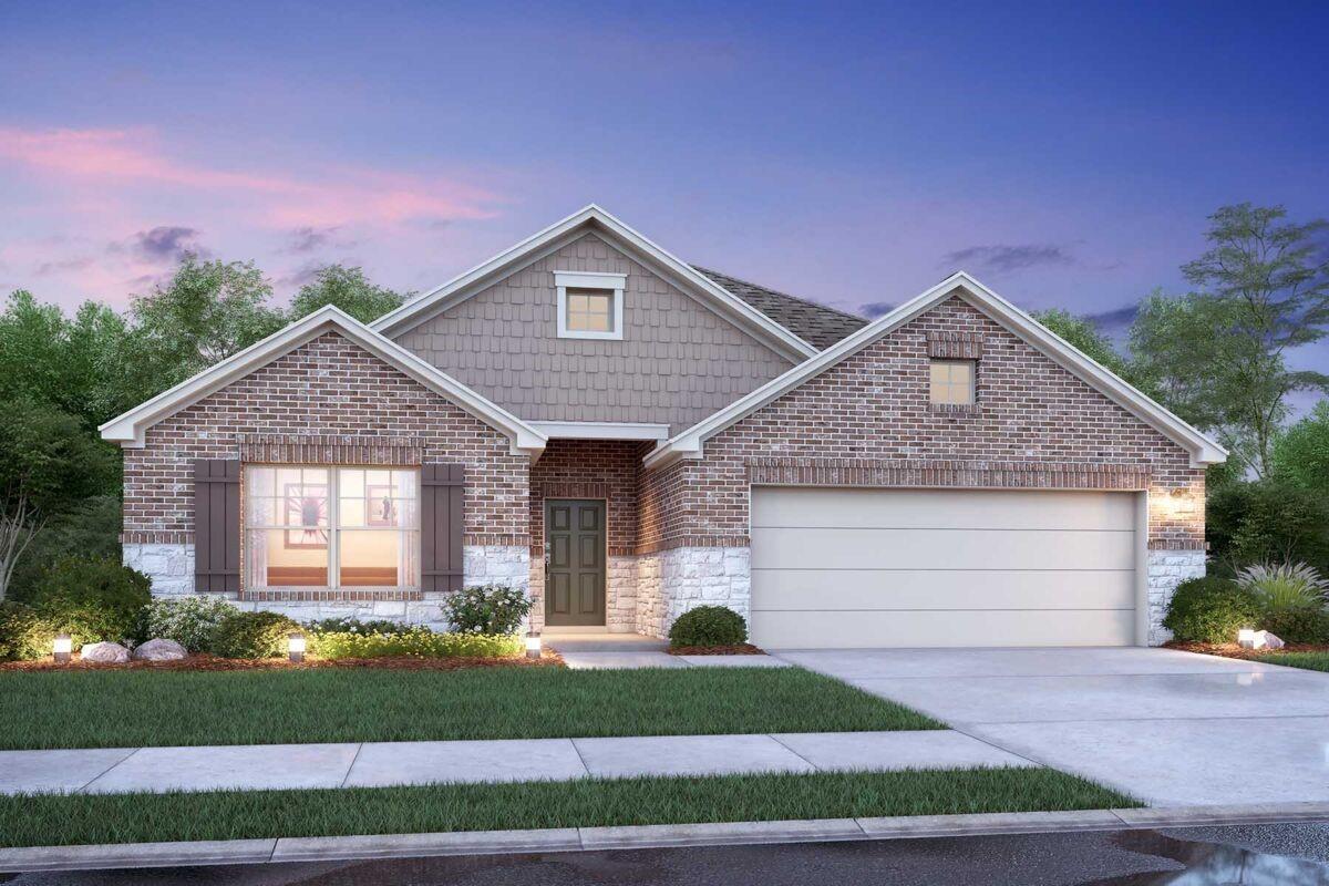 2631 Blue Abbott Drive Property Photo - Fresno, TX real estate listing
