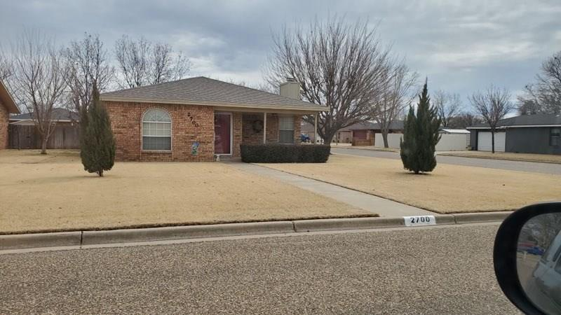 2700 Mesa Drive Property Photo - Plainview, TX real estate listing