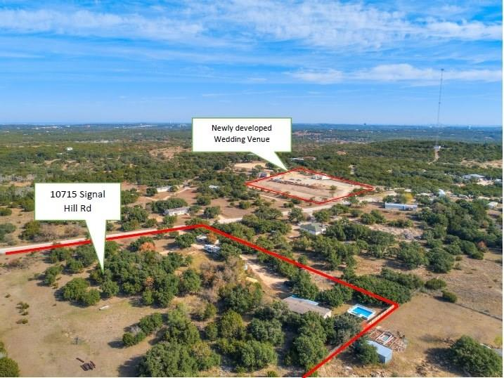 10715 Signal Hill Road Property Photo - Austin, TX real estate listing