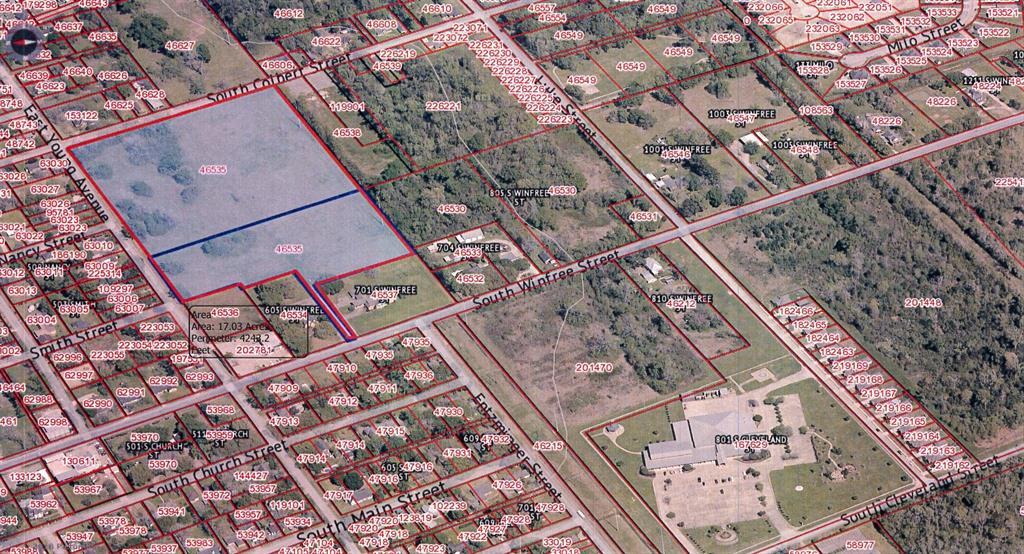 0 E Young Street E, Dayton, TX 77535 - Dayton, TX real estate listing