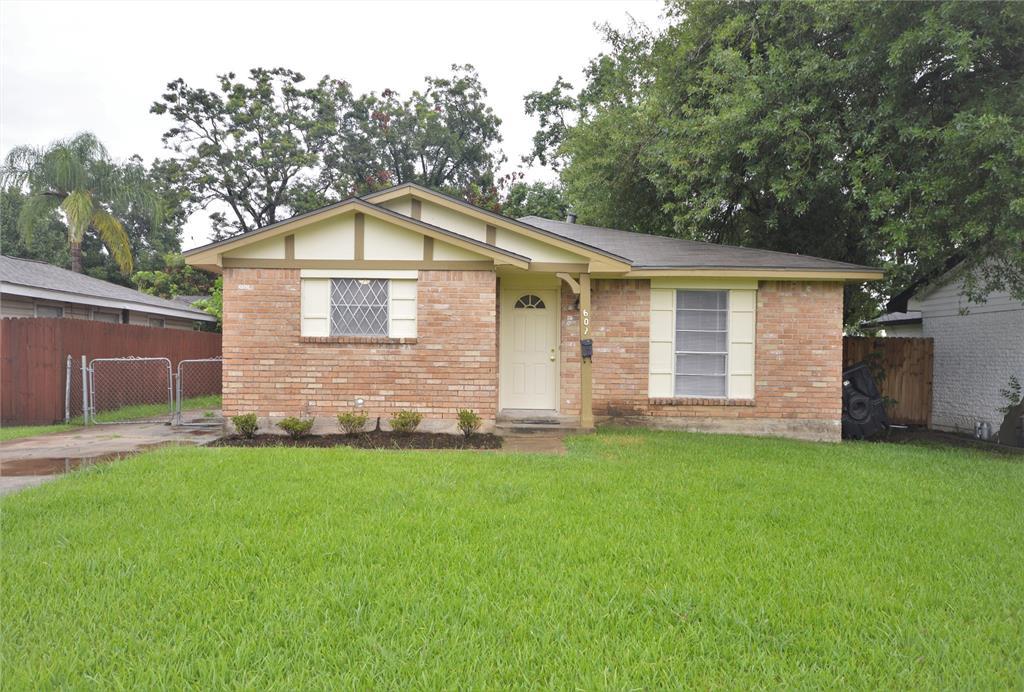 607 Avenue F Property Photo - South Houston, TX real estate listing