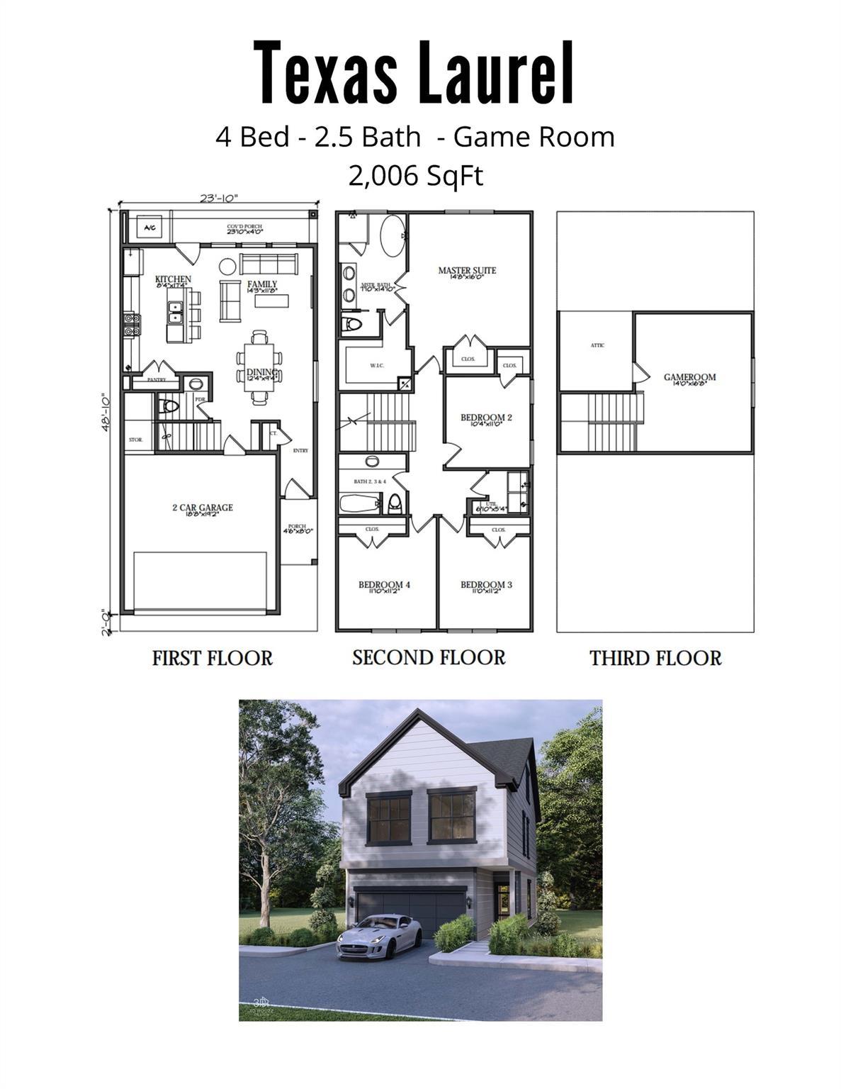 6707 Parker Oaks Lane Property Photo