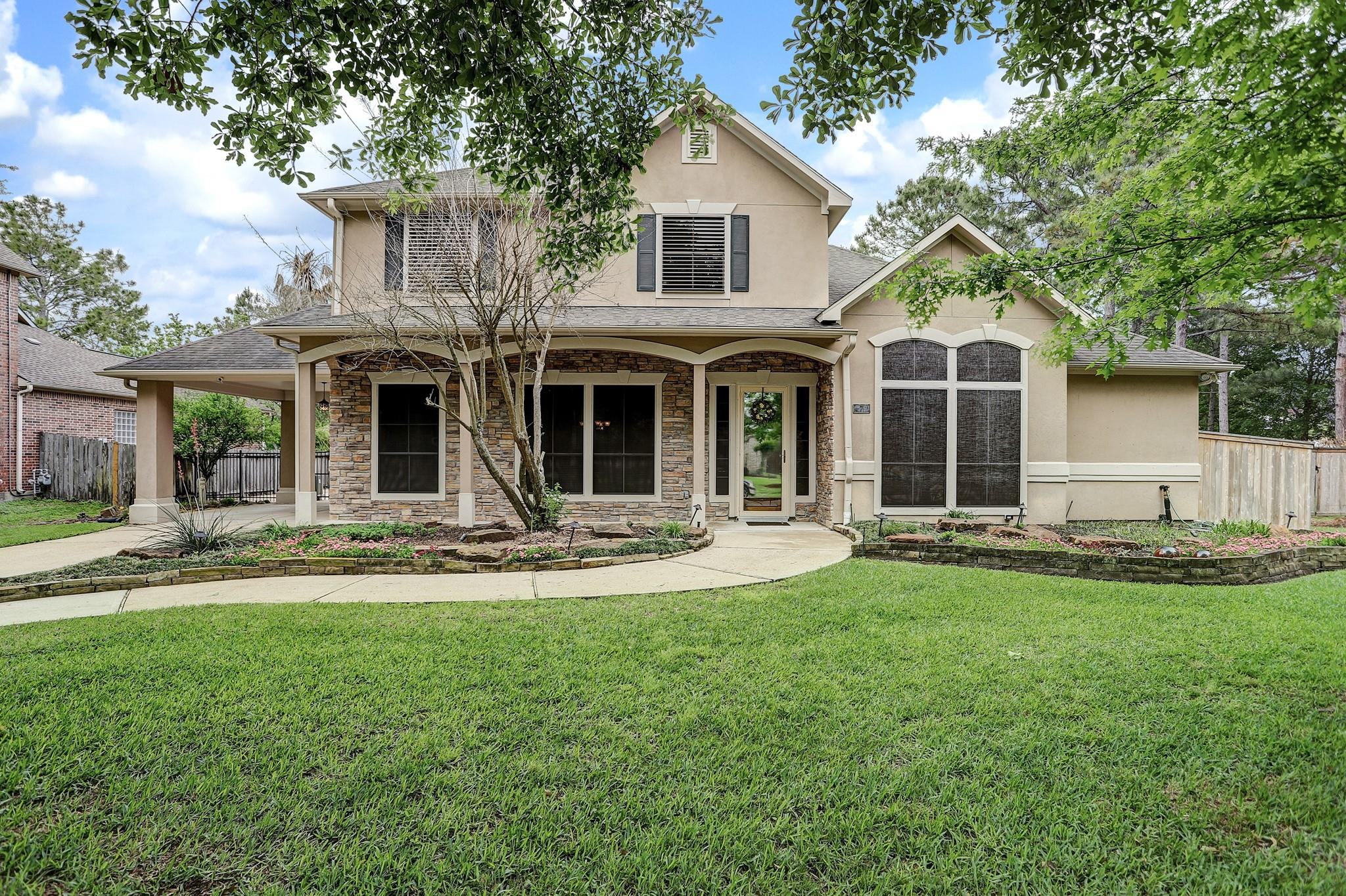 7 Falling Leaf Court Court Property Photo - Friendswood, TX real estate listing