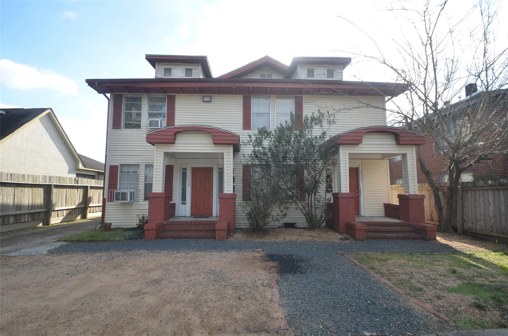 4208 Polk Street Property Photo - Houston, TX real estate listing