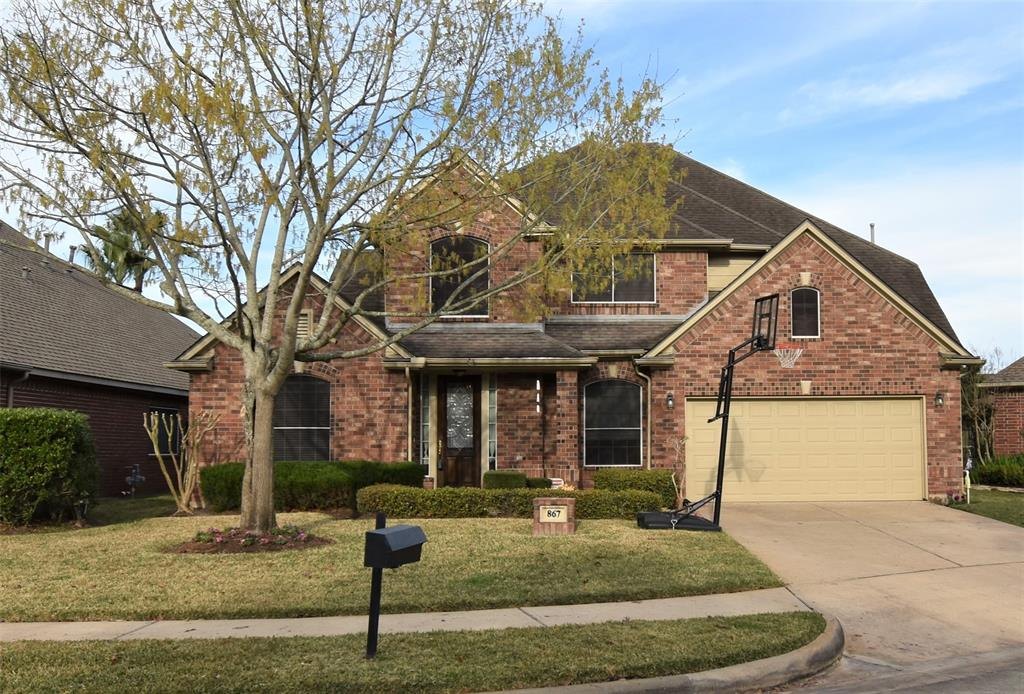 867 Harbour Place, Sugar Land, TX 77478 - Sugar Land, TX real estate listing