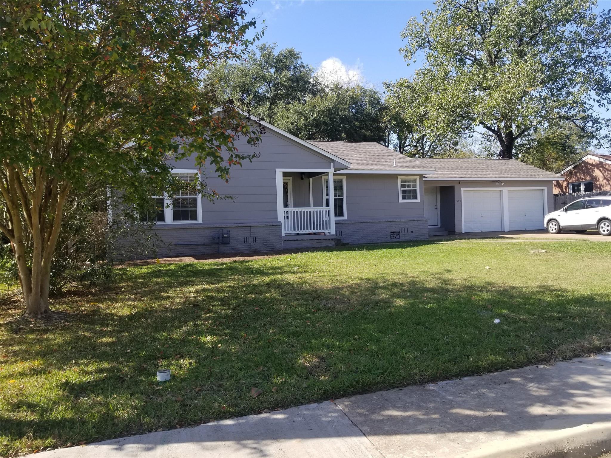 3408 Cavitt Avenue Property Photo - Bryan, TX real estate listing
