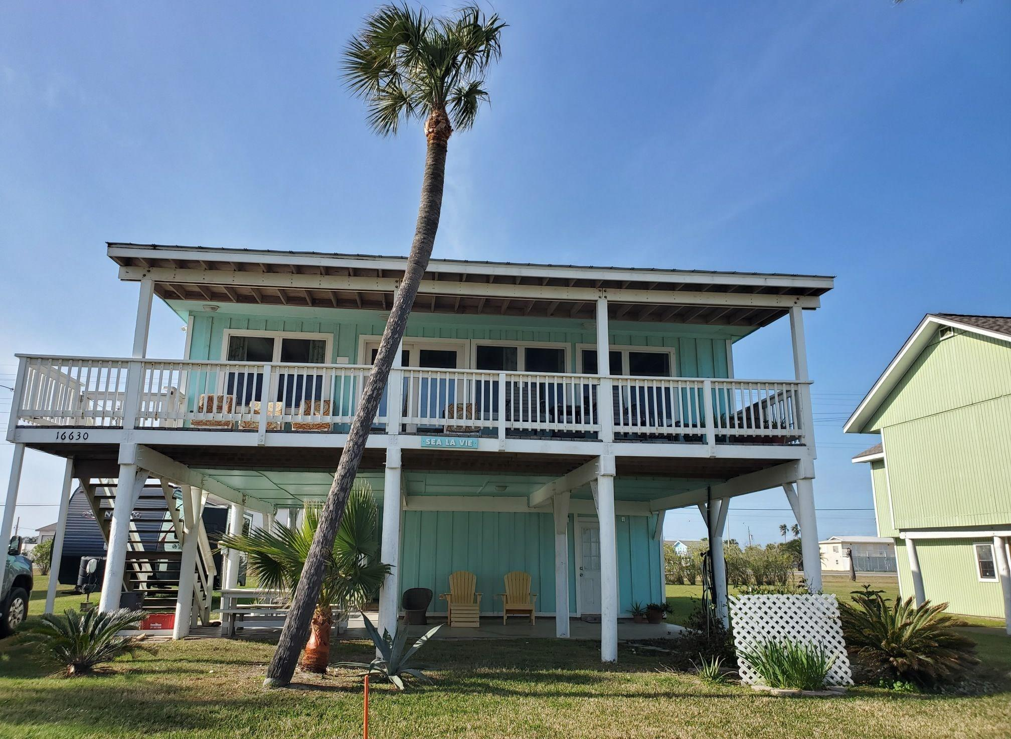 16630 Jamaica Beach Road Property Photo - Jamaica Beach, TX real estate listing
