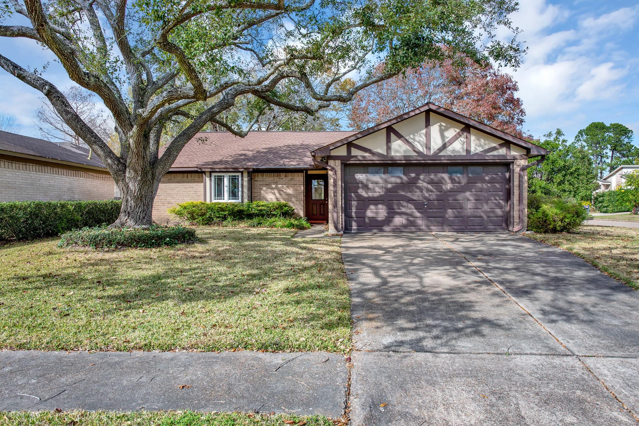 447 Ironbark Drive Property Photo - Houston, TX real estate listing