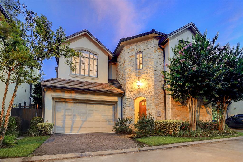 45 Creekside Court, Spring Valley Village, TX 77055 - Spring Valley Village, TX real estate listing