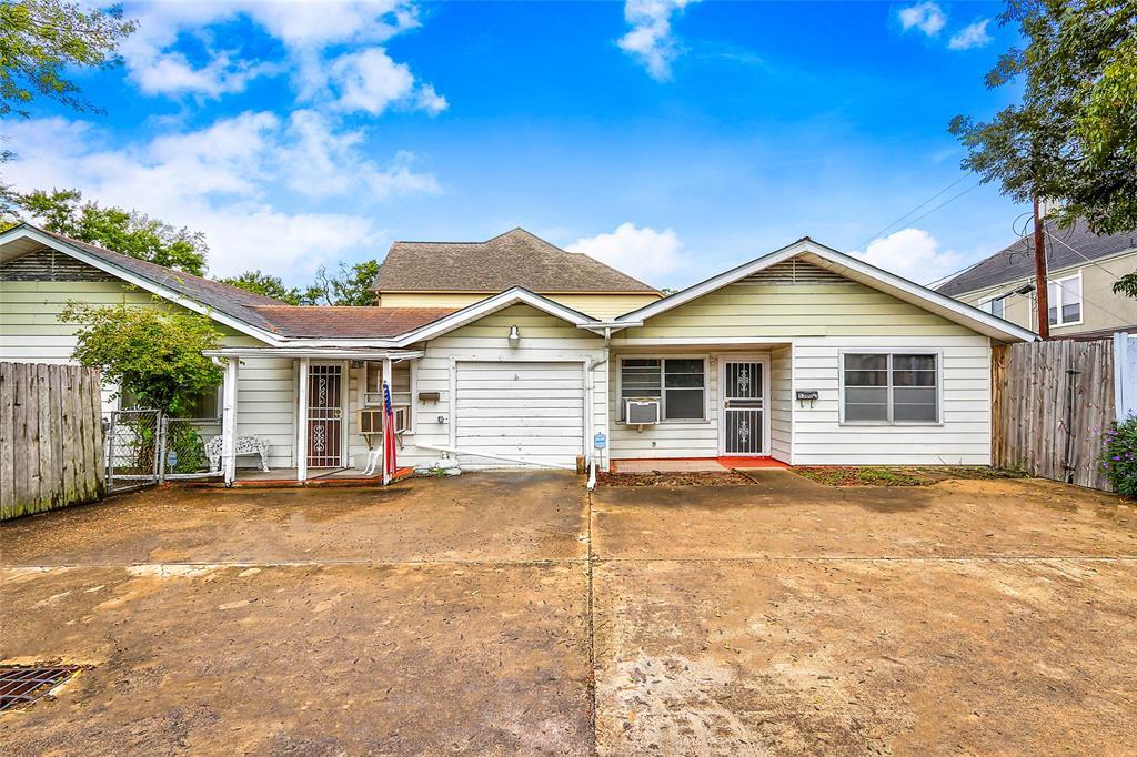 5300 Palmetto Street Property Photo - Houston, TX real estate listing