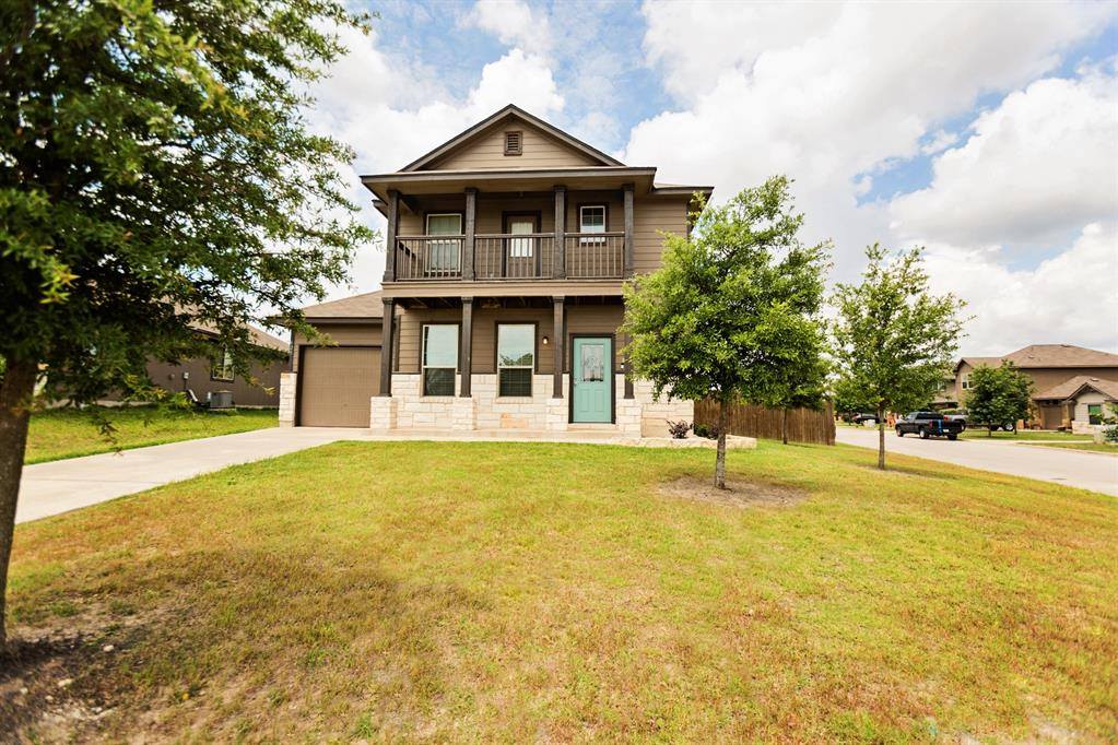 625 Amber Lane Property Photo - Jarrell, TX real estate listing