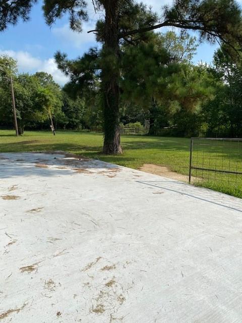 823 MLK Drive Property Photo - Ames, TX real estate listing