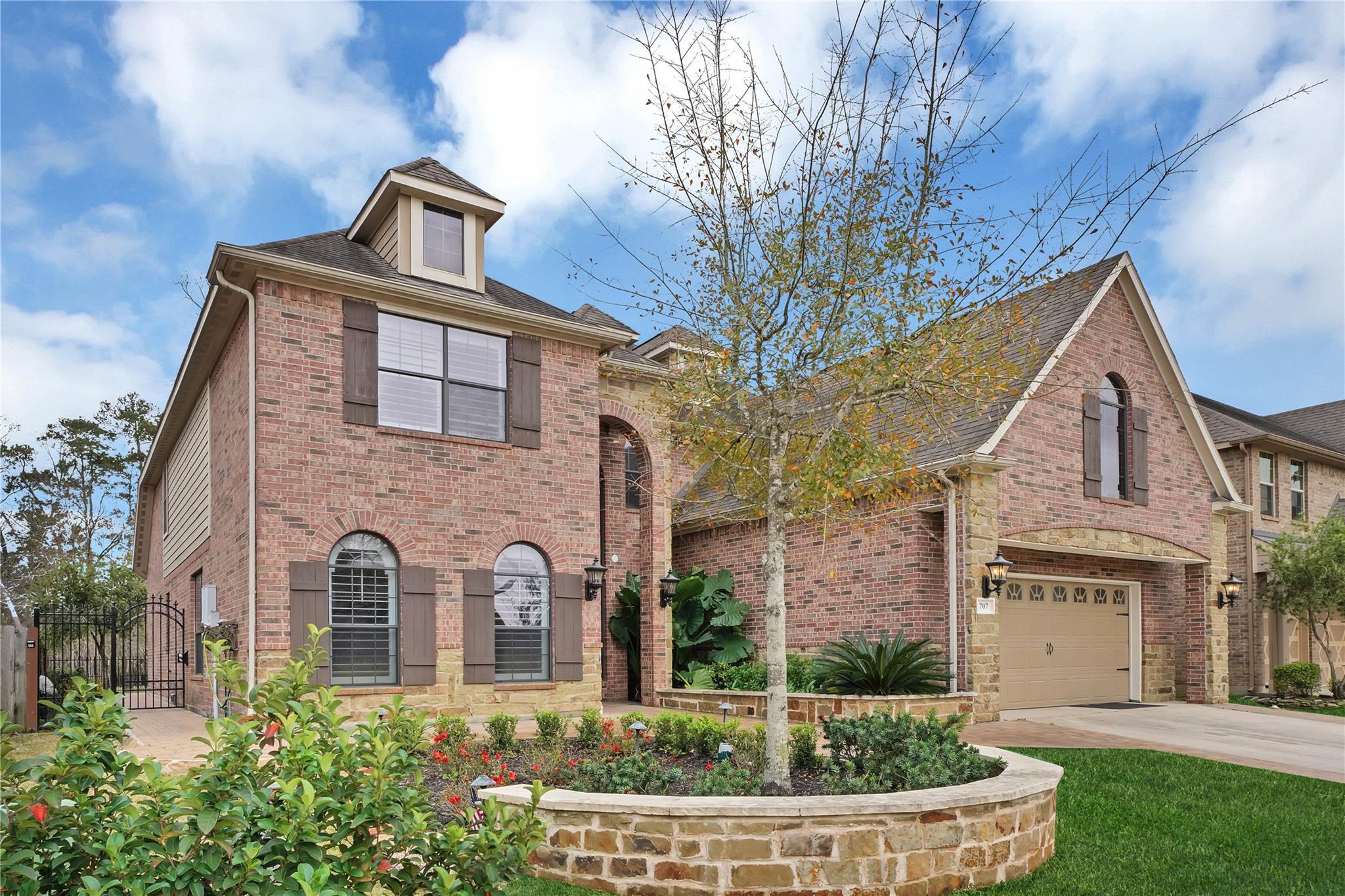 707 Santa Elena Canyon Drive Property Photo - Spring, TX real estate listing