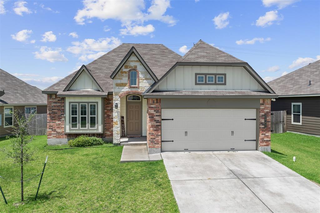2047 Positano Loop Property Photo - Bryan, TX real estate listing