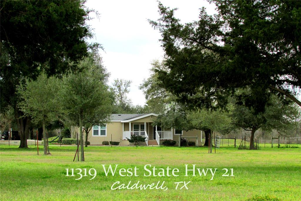 11319 State Highway 21 W, Caldwell, TX 77836 - Caldwell, TX real estate listing