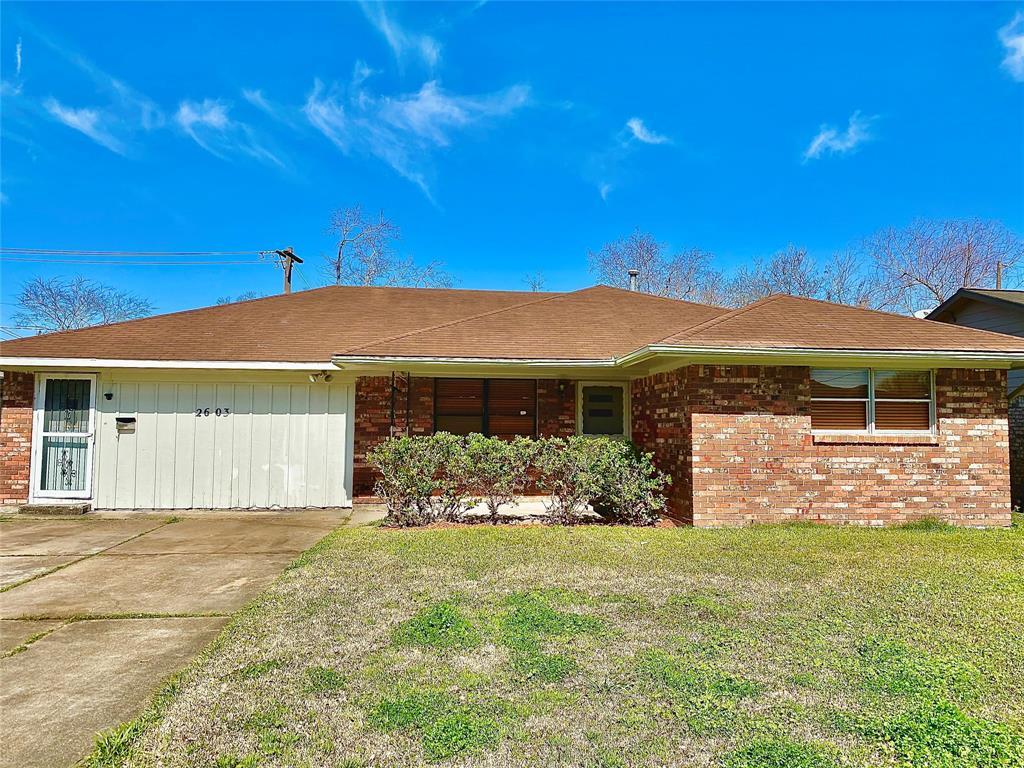 2603 Prairie Avenue, Pasadena, TX 77506 - Pasadena, TX real estate listing