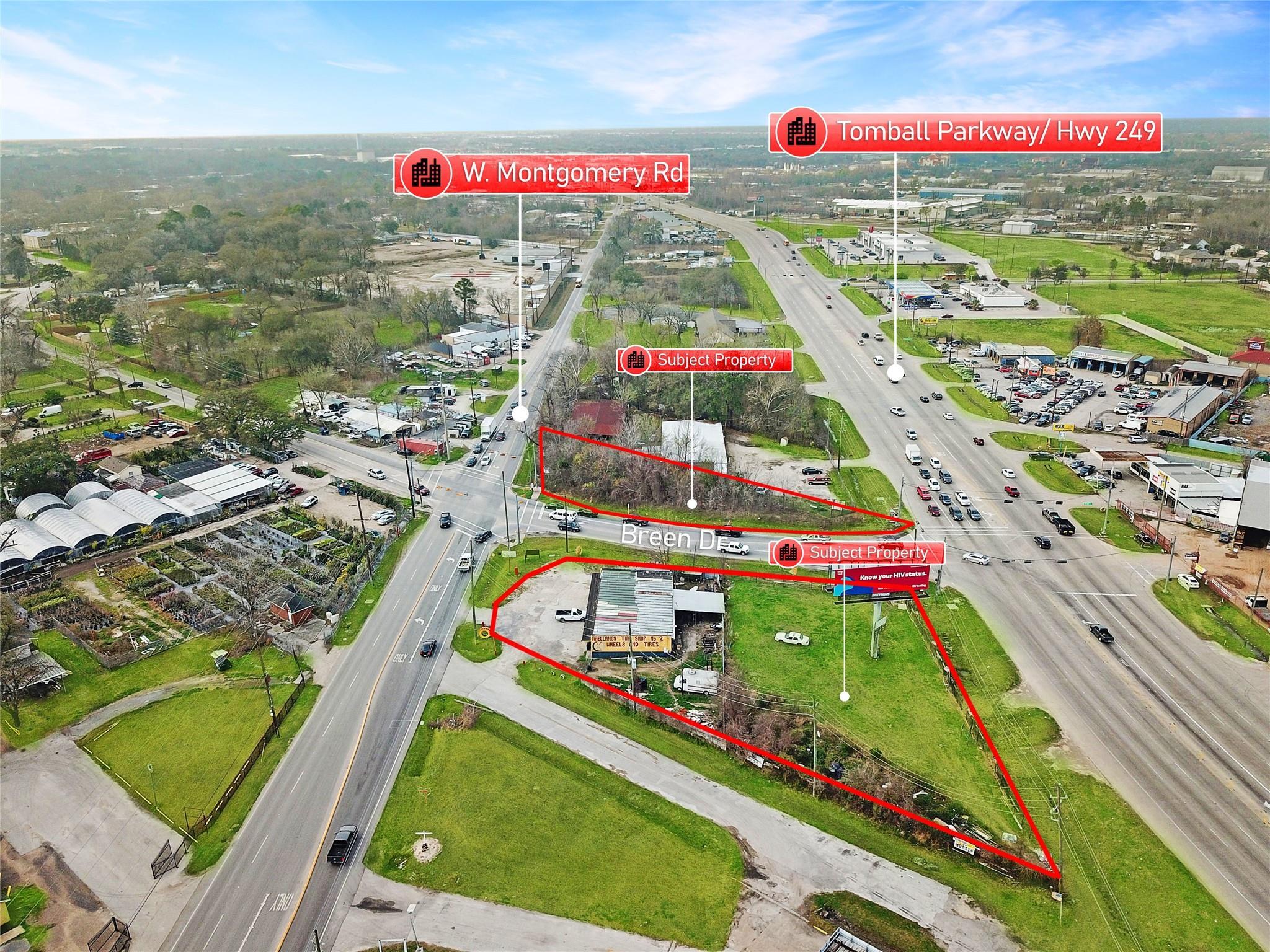 11600 W Montgomery Road Property Photo - Houston, TX real estate listing