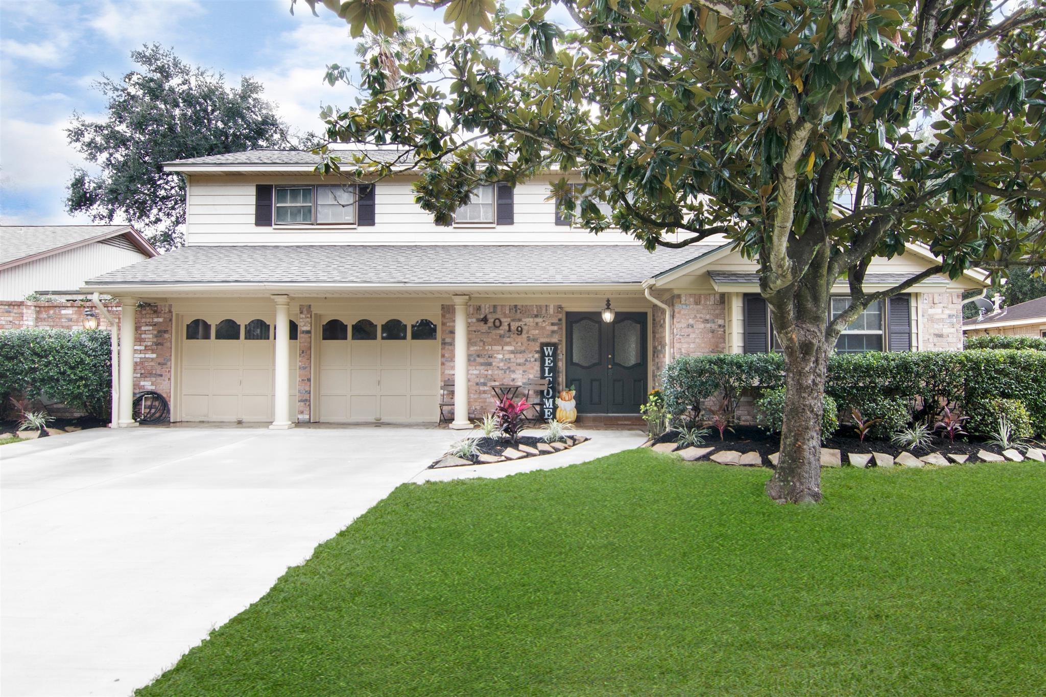 4019 Paulette Drive Property Photo - Pasadena, TX real estate listing
