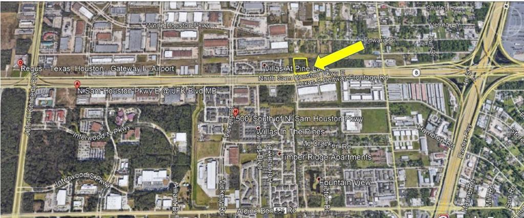 0 N SAM HOUSTON Pkwy E Property Photo - Houston, TX real estate listing