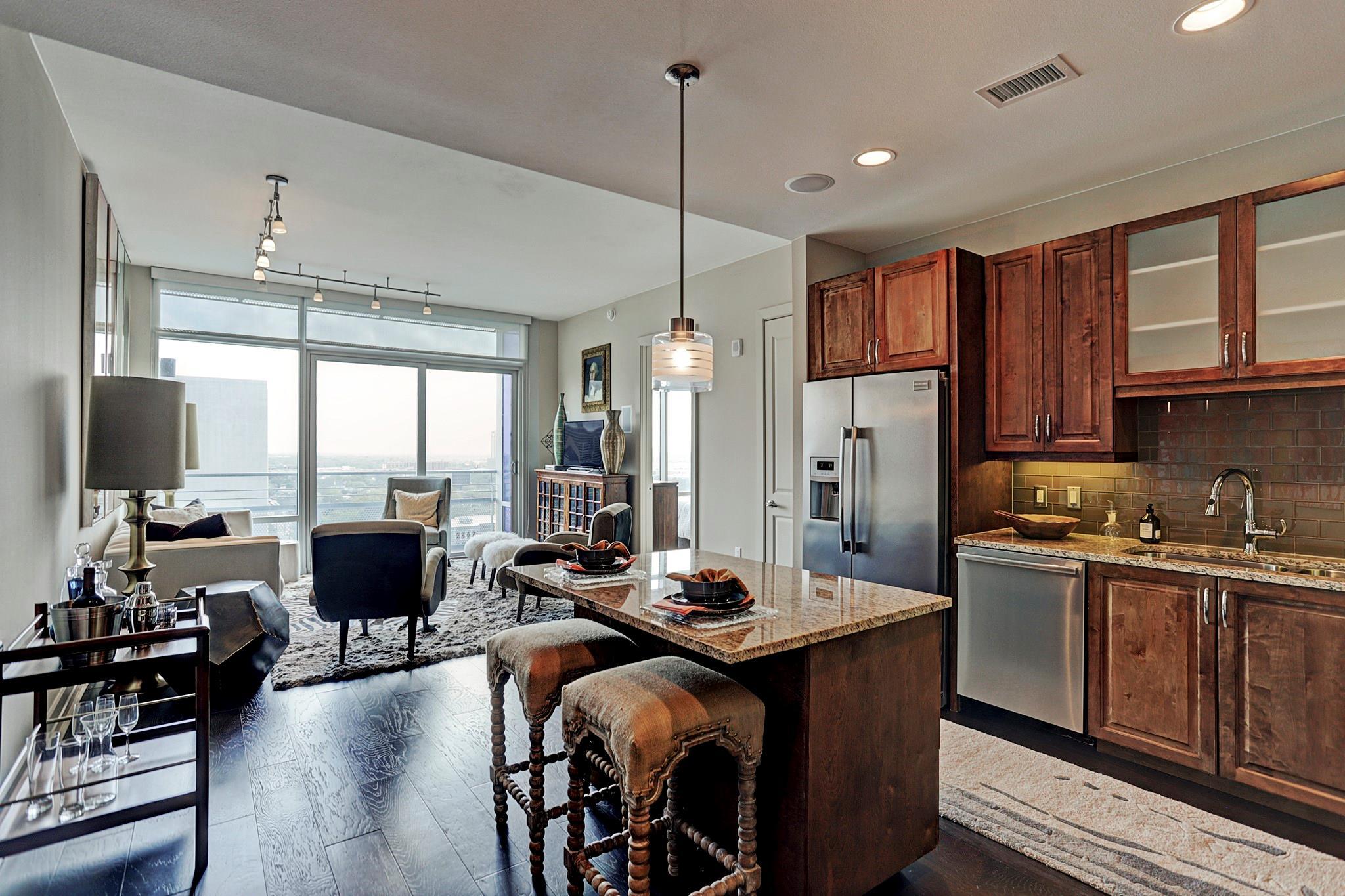 2929 Weslayan Street #612 Property Photo - Houston, TX real estate listing