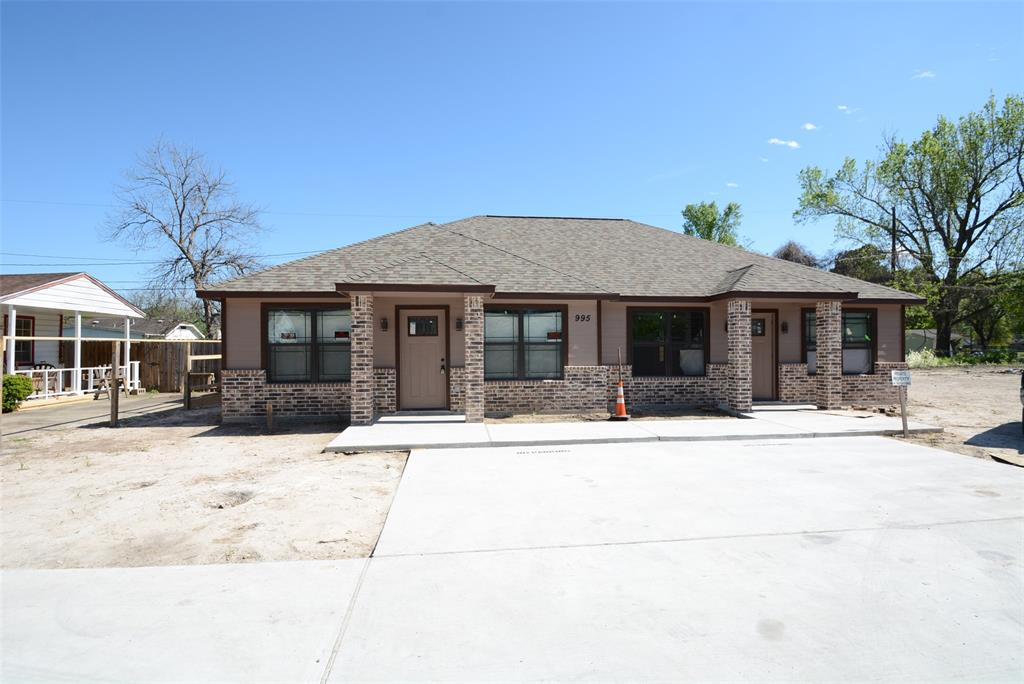 995 Junell Street Property Photo - Houston, TX real estate listing