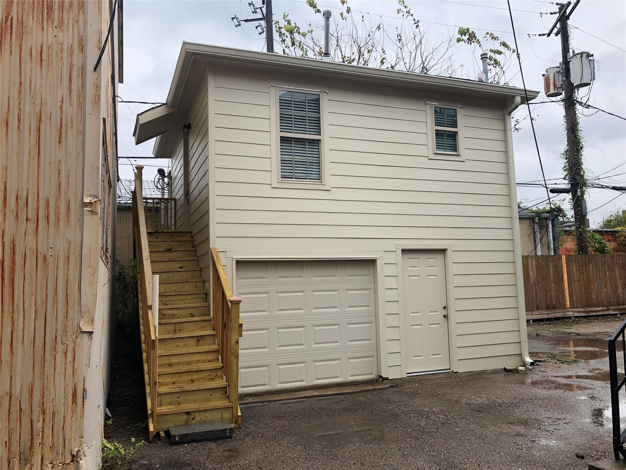 1808 Wheeler Street #1/2 Property Photo