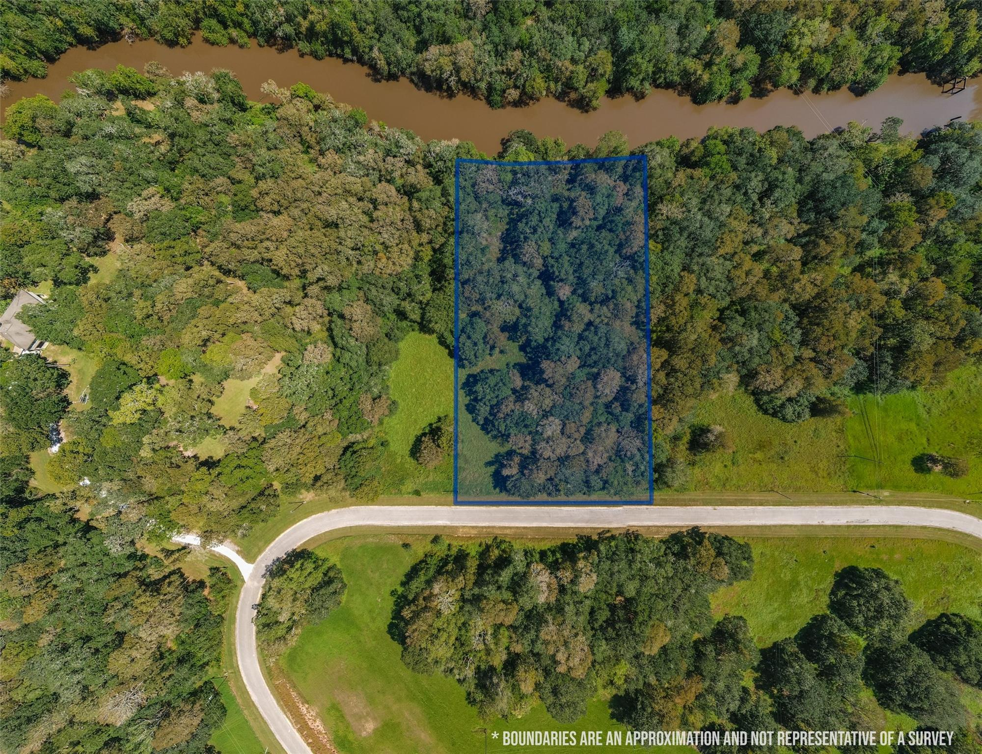 Lot 23 River Hollow Way Property Photo - Blessing, TX real estate listing