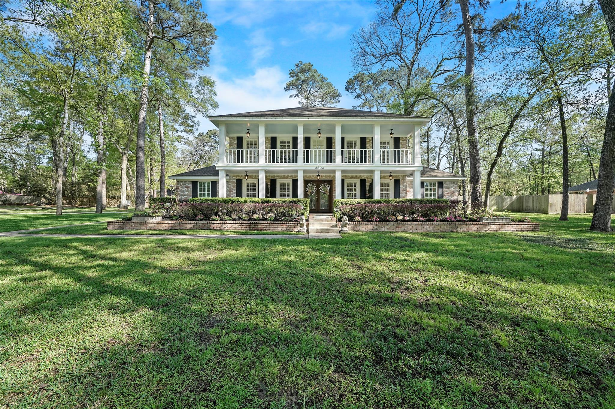 2503 Kings Forest Drive Property Photo - Kingwood, TX real estate listing