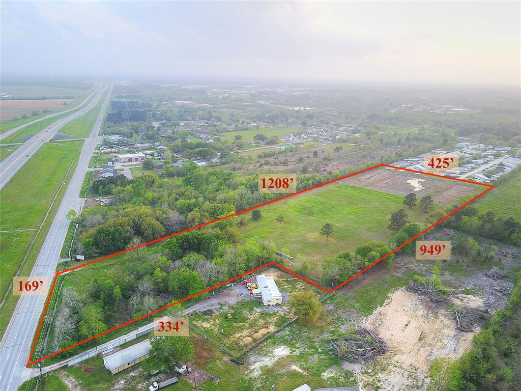 0 HWY 90 Road Property Photo - Crosby, TX real estate listing