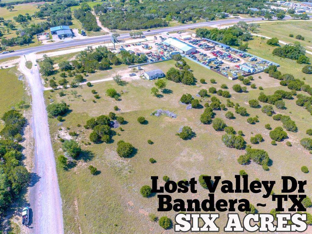 6-ac Lost Valley Drive Property Photo - Bandera, TX real estate listing