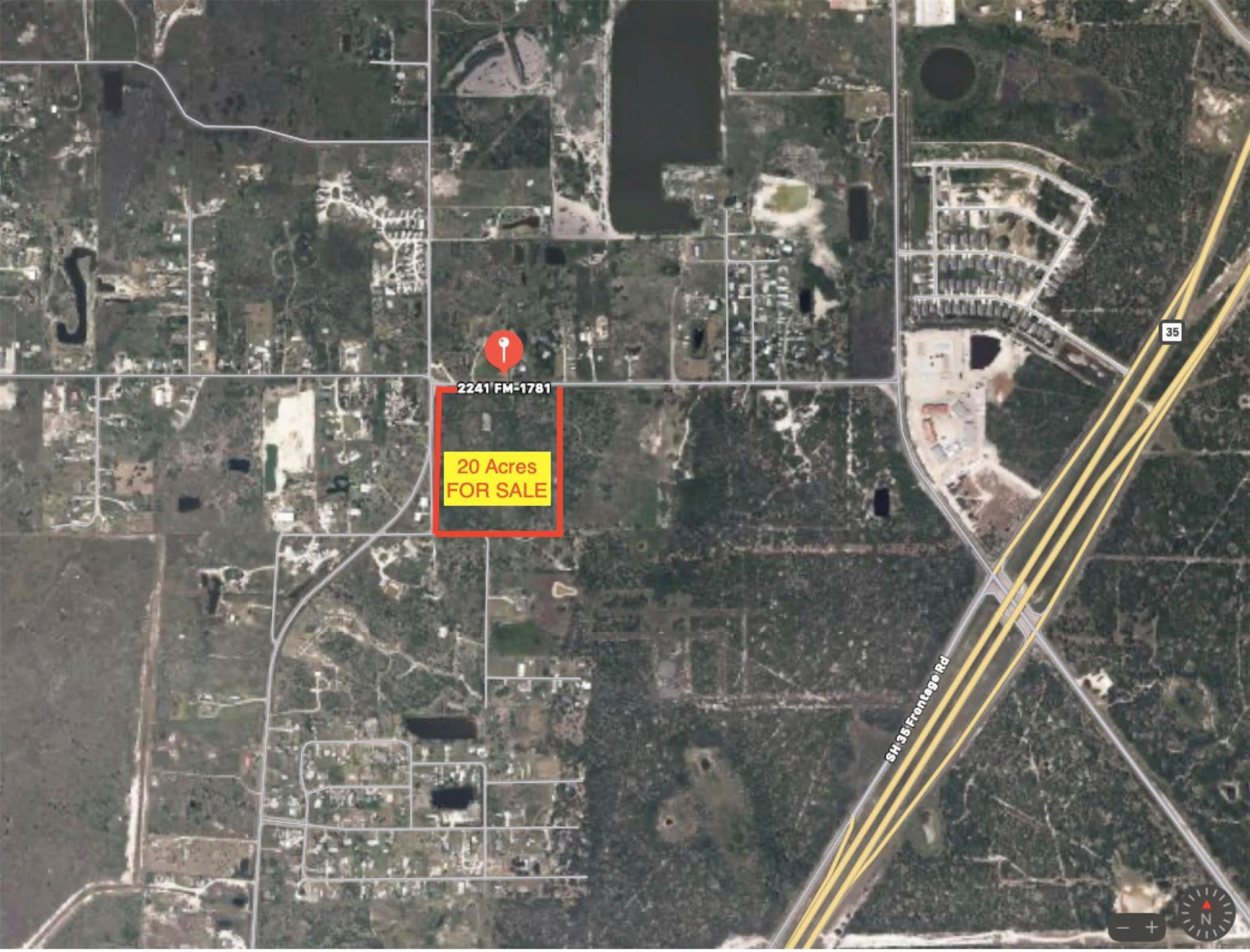 2248 Fm 1781 Property Photo - Rockport, TX real estate listing