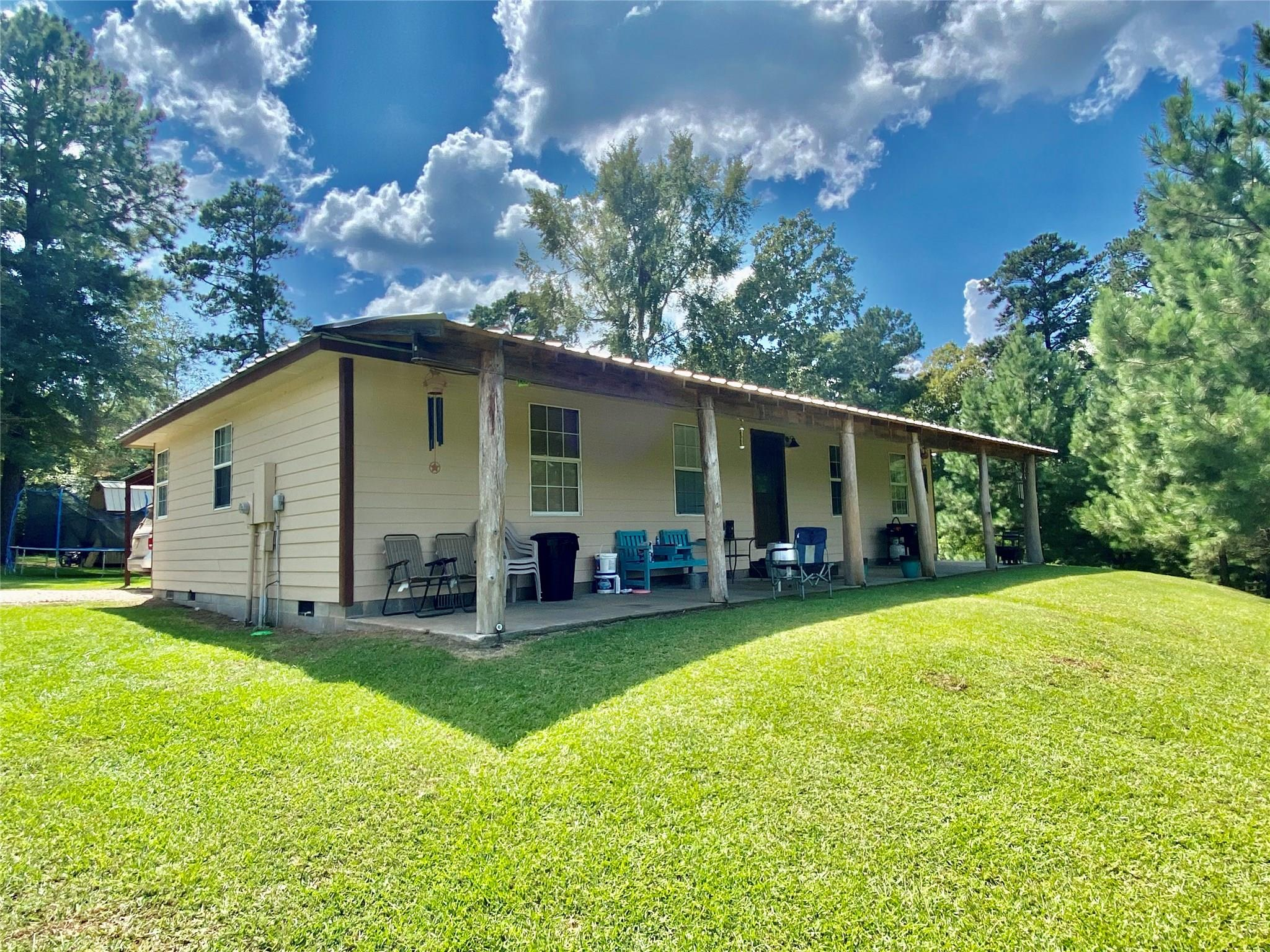 970 Caney Extension Property Photo - Chester, TX real estate listing