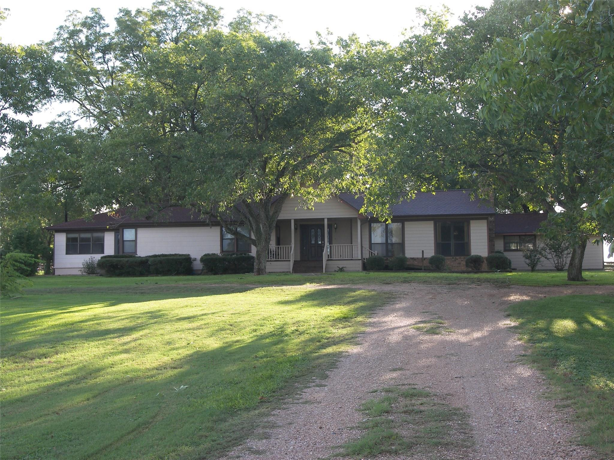 6529 FM 155 Property Photo - Weimar, TX real estate listing