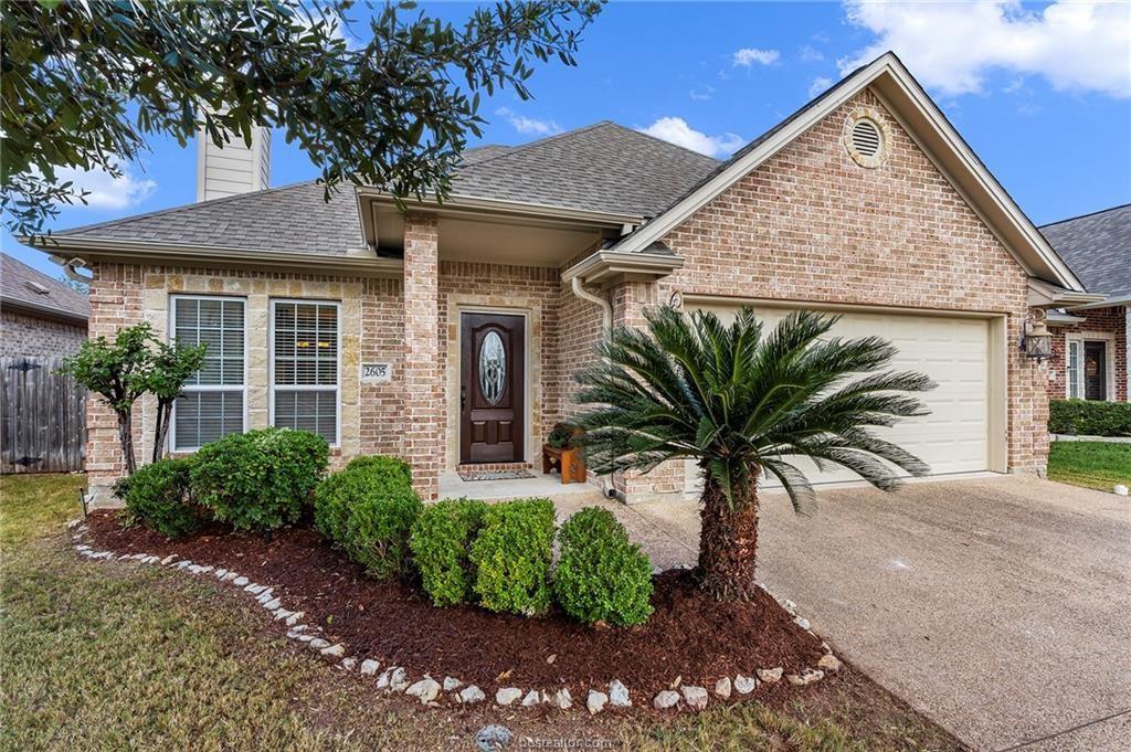 2605 Louisa Court Property Photo - Bryan, TX real estate listing