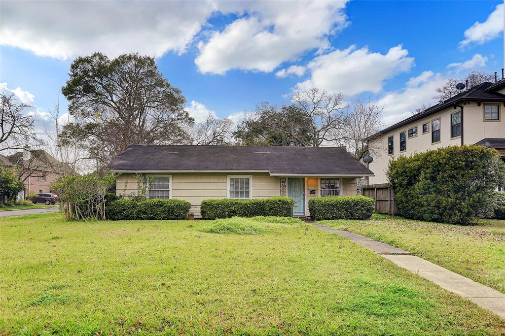 5401 Jessamine Street Property Photo - Houston, TX real estate listing