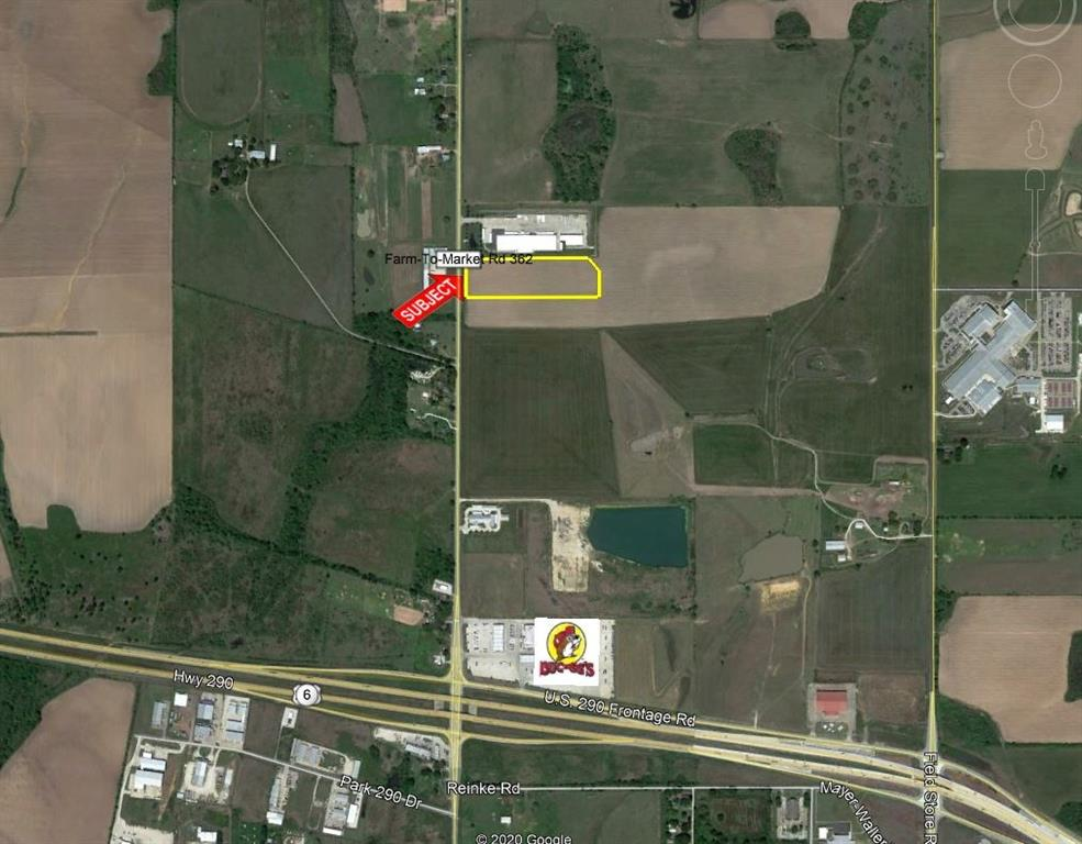 0 FM 362 Property Photo - Waller, TX real estate listing