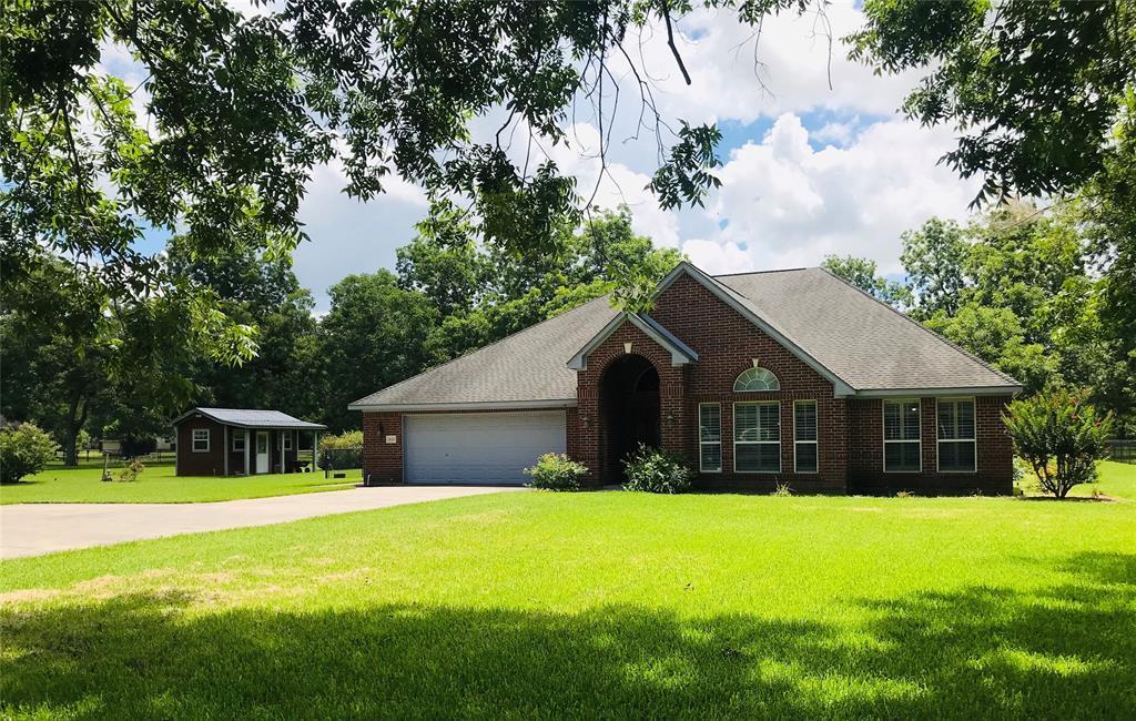 1020 Shady Creek Drive Property Photo - Wharton, TX real estate listing