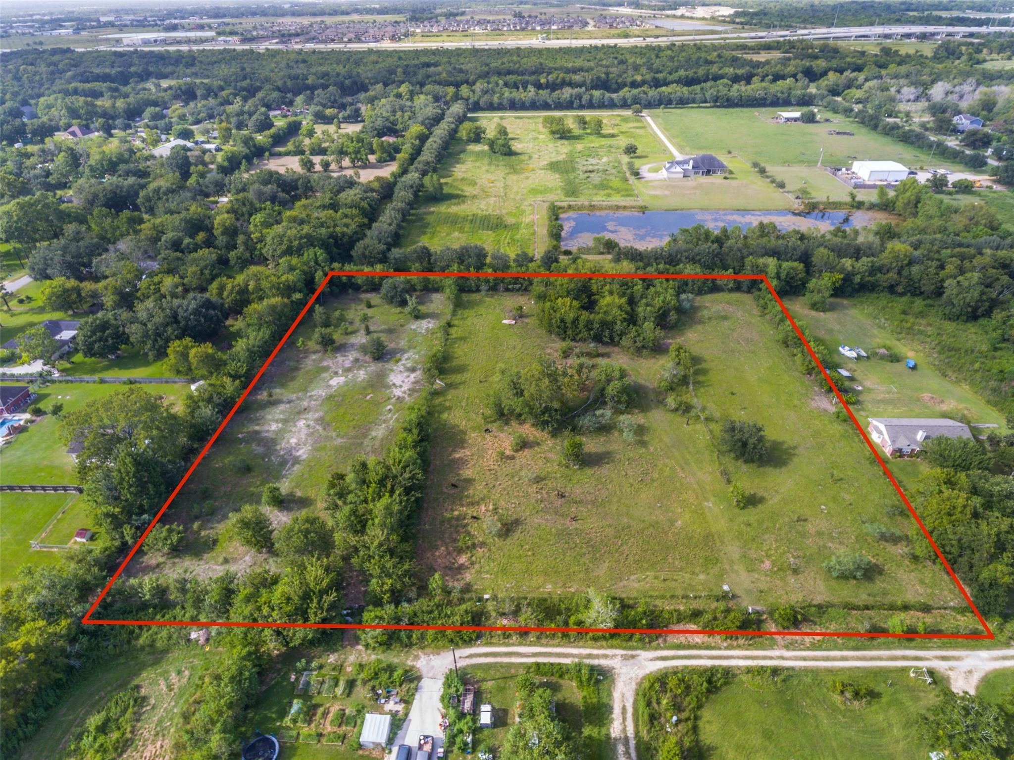 0 Lesiker Road Property Photo - Brookside, TX real estate listing
