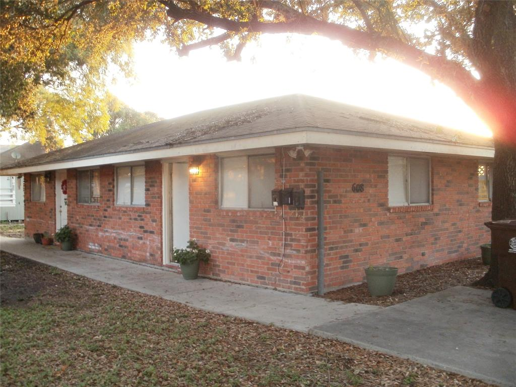 606-608 W Alice Avenue, Kingsville, TX 78363 - Kingsville, TX real estate listing
