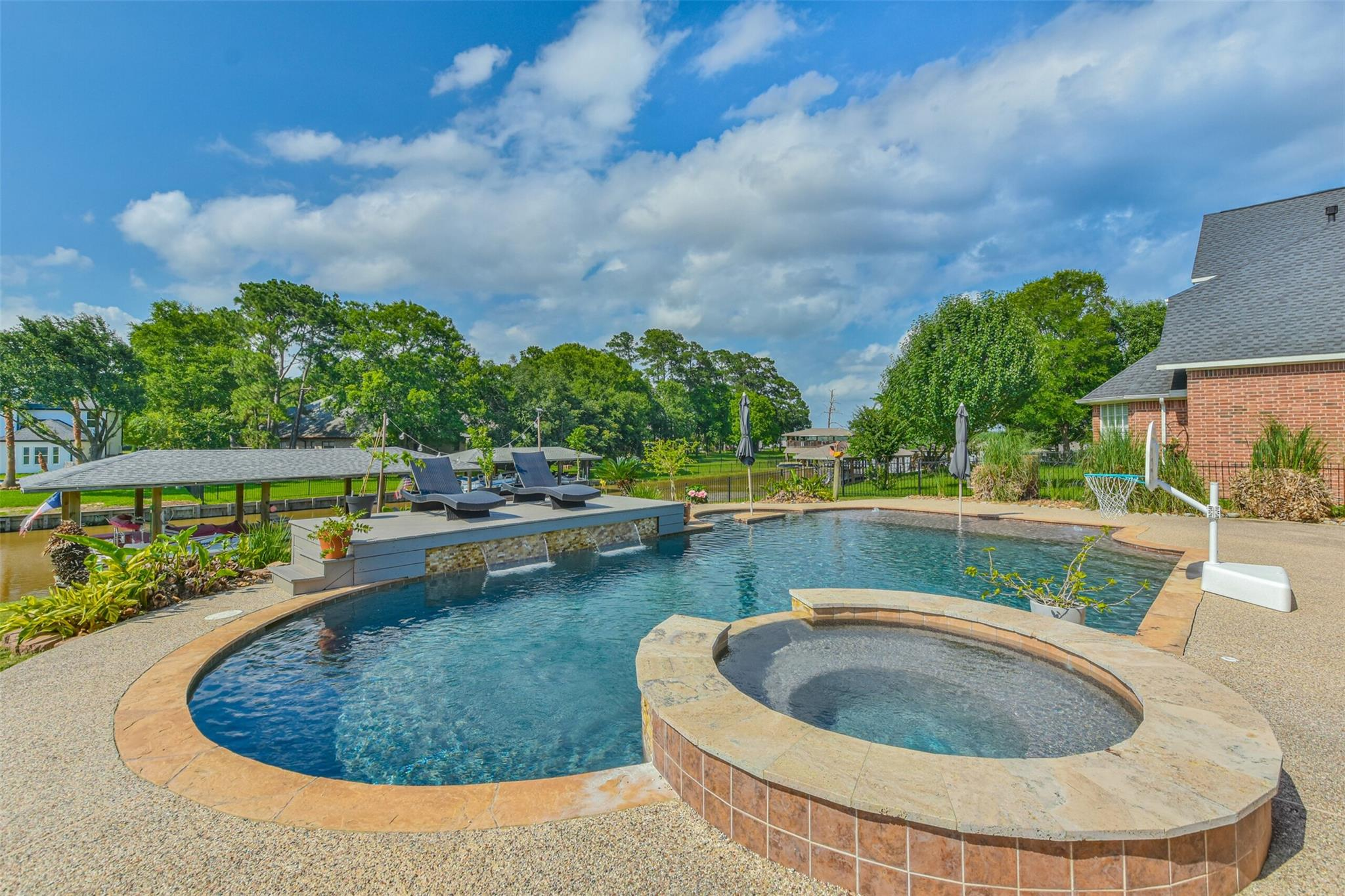 8219 Shoregrove Drive Property Photo 1