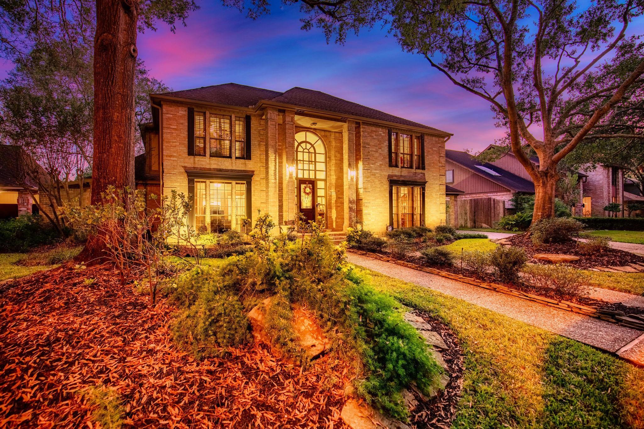 1218 Emerald Green Lane Property Photo - Houston, TX real estate listing
